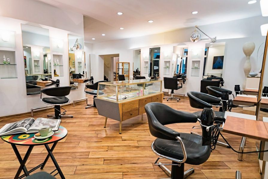 Top Hair Salon 8